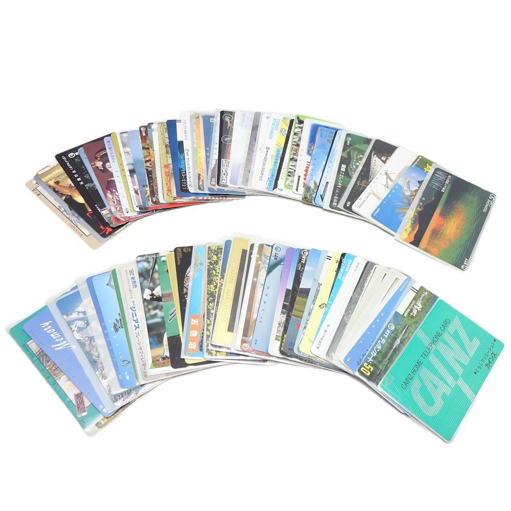 テレホンカード 50度数 100枚セット まとめて ☆未使用 テレカ コレクション /047268_画像6