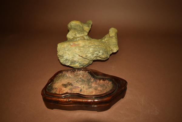 唐石 霊壁石  (盆景 水石 鑑賞石 飾り石)ID3276_画像6