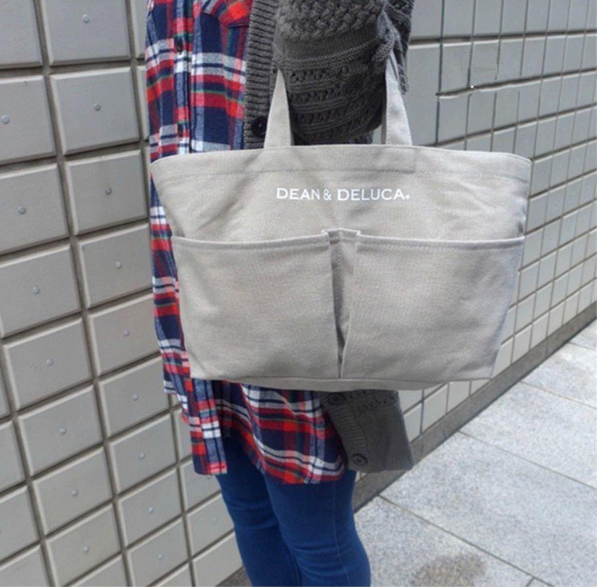 DEAN&DELUCA エコバッグ キャンバストート バッグ 新品未使用