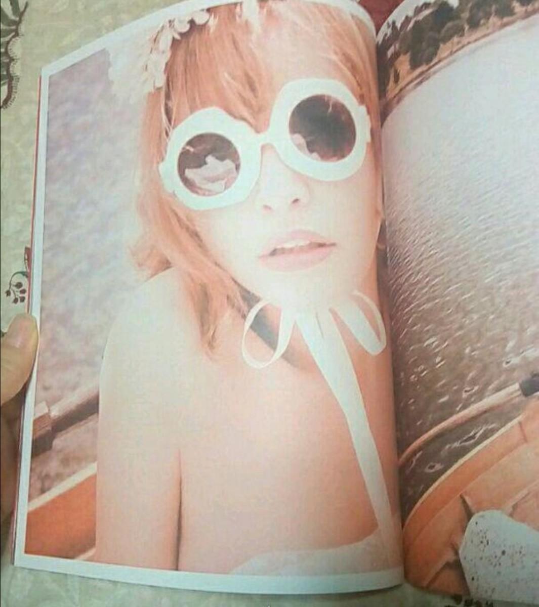 RINKA SLEEP STAR PHOTO BOOK 梨花