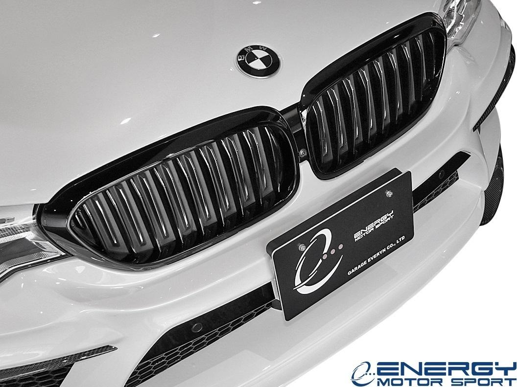 【M's】 G30 5シリーズ セダン (2017y-) ENERGY MOTOR SPORT EVO G30.1 フロント バンパーキット / BMW エナジーモータースポーツ エアロ_画像4