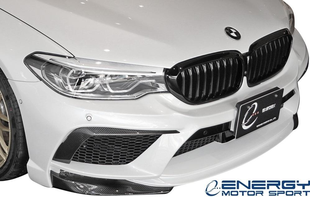 【M's】 G30 5シリーズ セダン (2017y-) ENERGY MOTOR SPORT EVO G30.1 フロント バンパーキット / BMW エナジーモータースポーツ エアロ_画像2