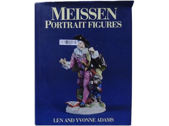 洋書◆マイセン人形の写真集 本 アンティーク フィギュア 陶磁器 工芸品_画像1