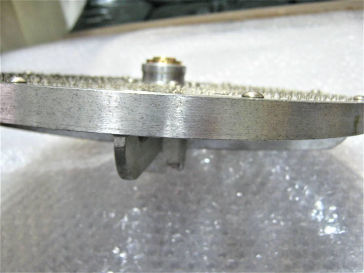 ☆業務用 野菜裁断機 フードカッター スライサー 替刃 回転式おろし金 USED品_画像7