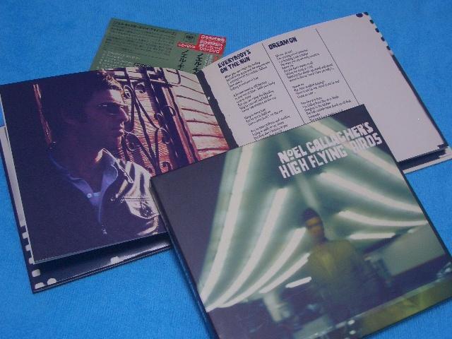 即決★Noel Gallagher★ノエル・ギャラガー【High Flying Birds】国内盤帯付きCD+DVD / 初回生産限定 / 元OASIS / 豪華ブックレット付き_豪華ブックレット付きです。