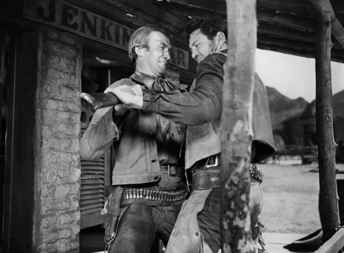 ウィンチェスター銃 '73 Winchester '73 1950年制作 DVD 西部劇映画 アンソニー・マン監督 ジェームズ・ステュアート出演James Stewart_画像9
