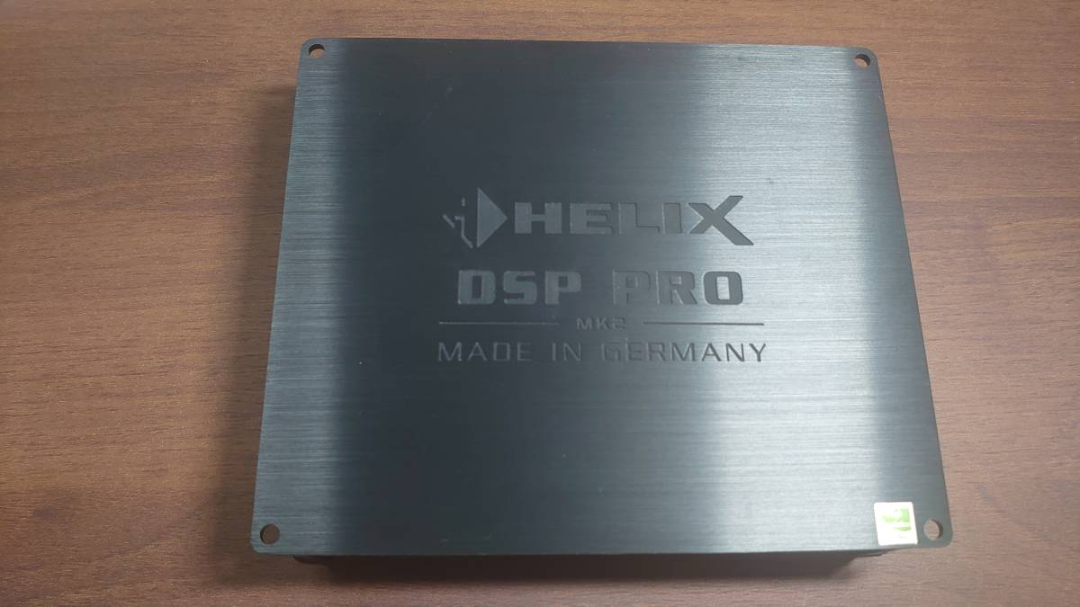 HELIX DSP PRO MKII 10chプロセッサー_画像1