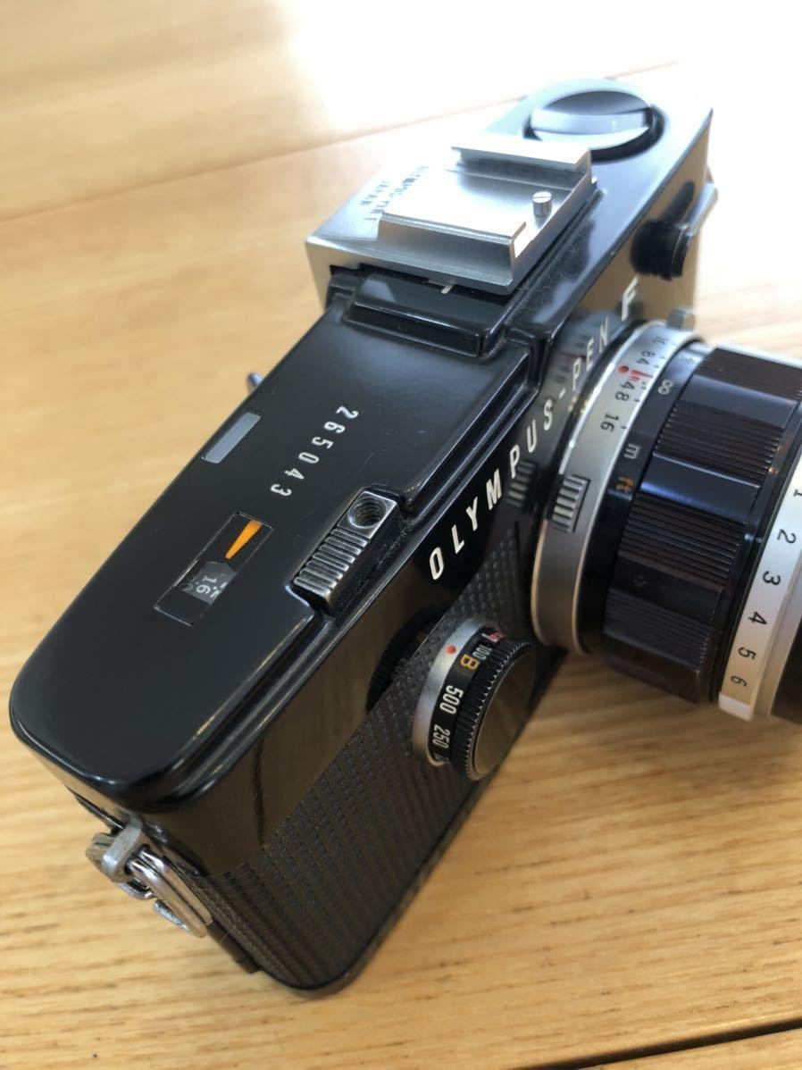 OLYMPUS-PEN F G.Zuiko Auto-S 1:1.4 f=40mm_画像4