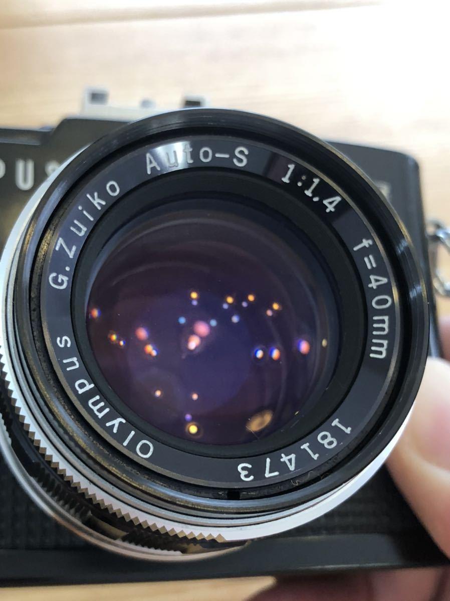OLYMPUS-PEN F G.Zuiko Auto-S 1:1.4 f=40mm_画像10