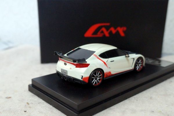 CAM トヨタ FT-86 G Sports Concept 1/43 ミニカー_画像2