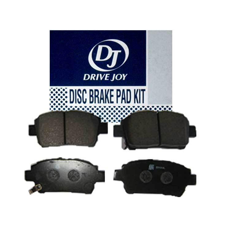 フロントディスクパッド アルト 型式HA25S用 V9118S023 ドライブジョイ ブレーキパッド 55810-81MB1相当_ブレーキパッド