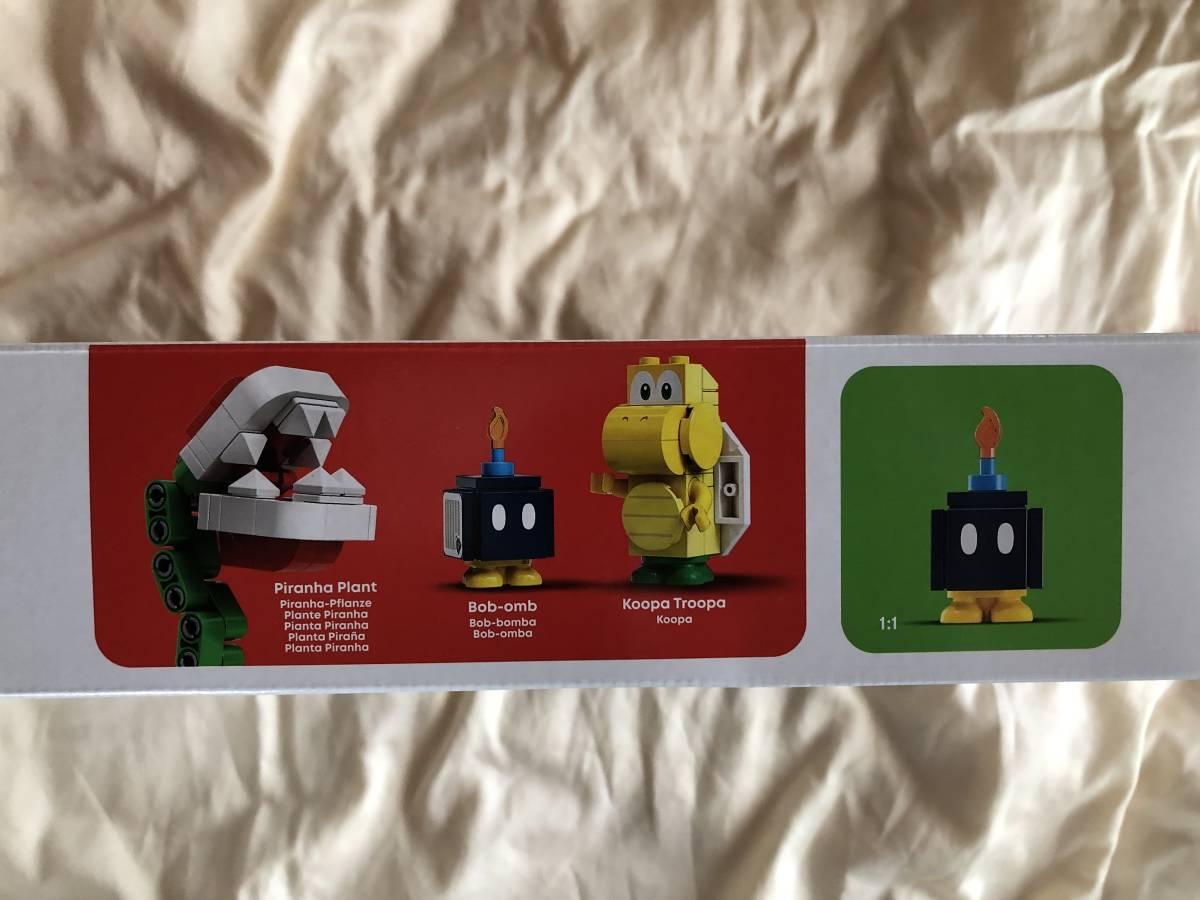 LEGO レゴ スーパーマリオ「とりでこうりゃくチャレンジ」71362 新品未開封 LEGO SUPER MARIO_画像3