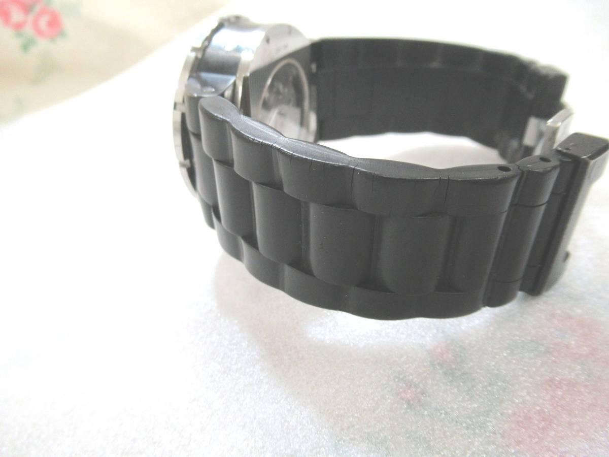 CHAUMET ショーメ クラスワン クロノグラフ XXL メンズ 腕時計 自動巻 裏スケルトン(シースルー)W17291-45B_画像7