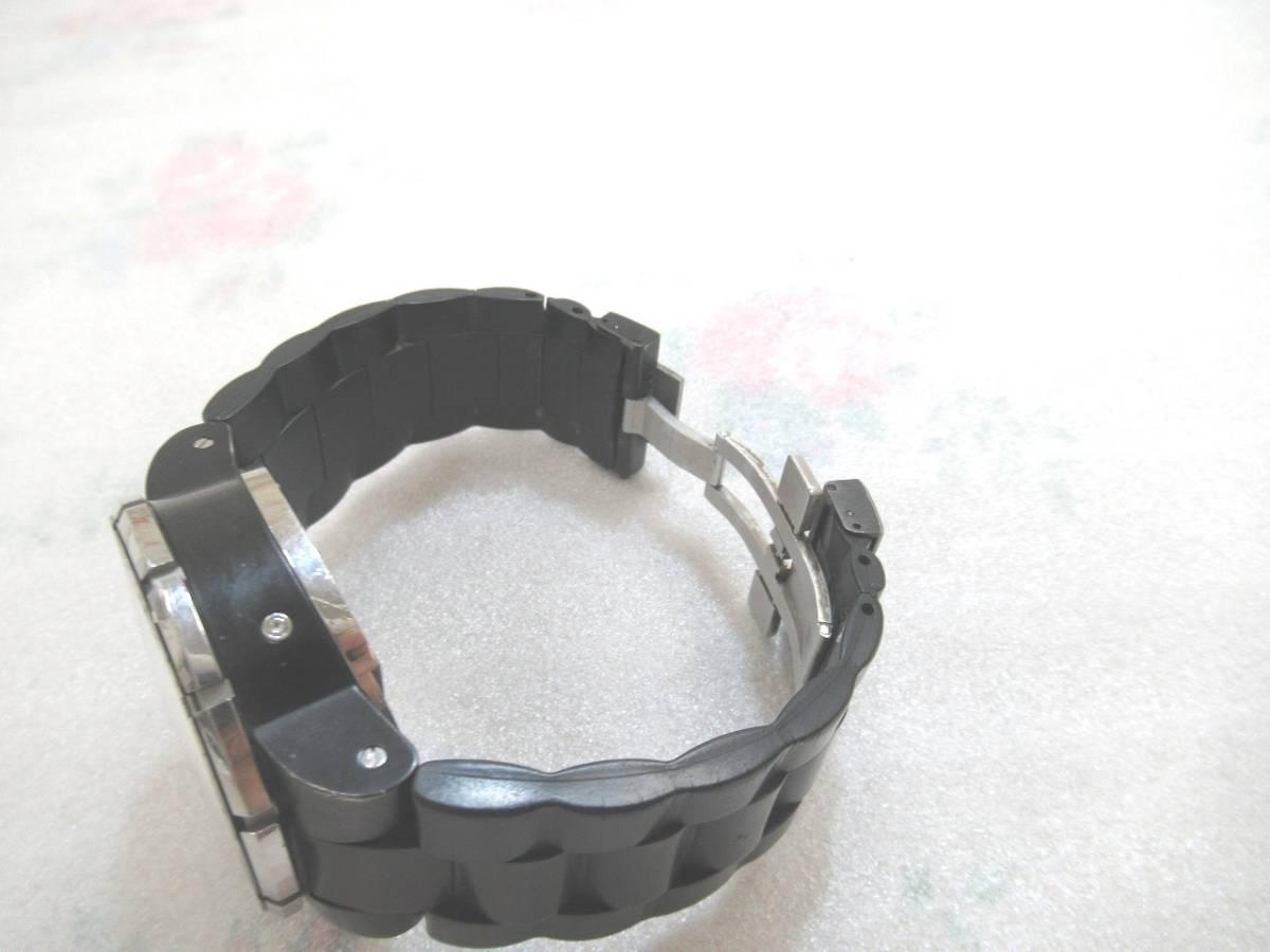 CHAUMET ショーメ クラスワン クロノグラフ XXL メンズ 腕時計 自動巻 裏スケルトン(シースルー)W17291-45B_画像6