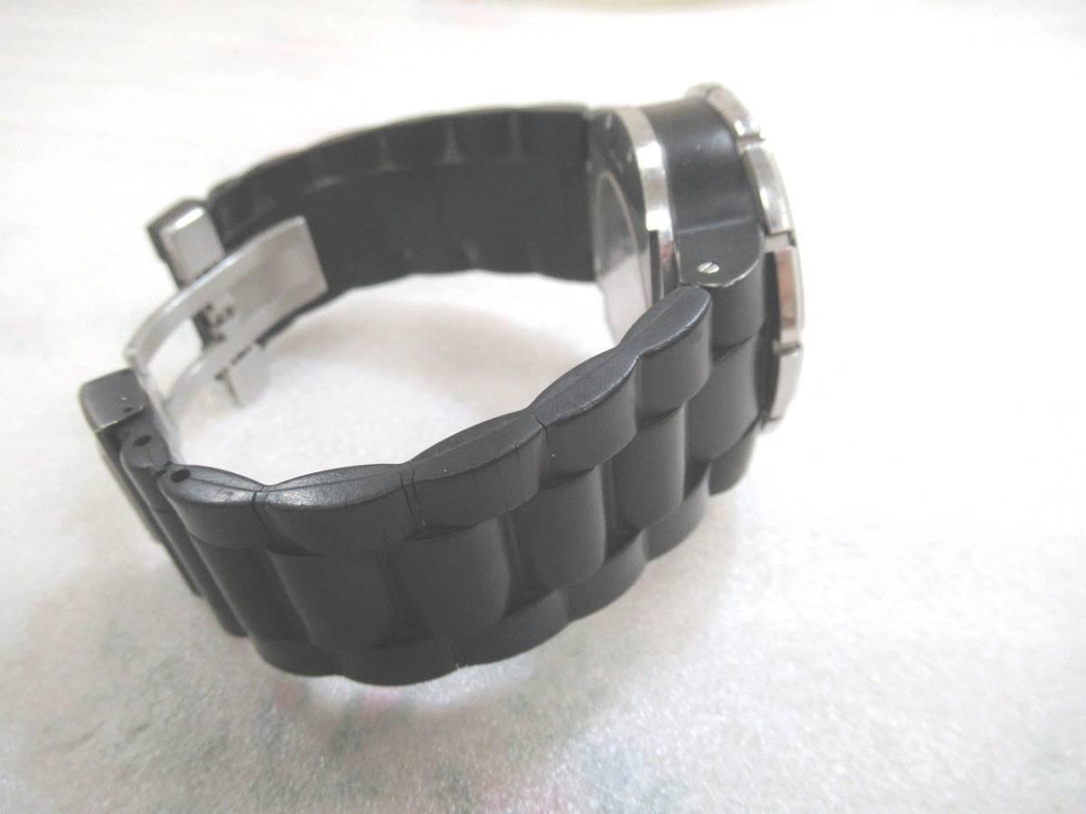 CHAUMET ショーメ クラスワン クロノグラフ XXL メンズ 腕時計 自動巻 裏スケルトン(シースルー)W17291-45B_画像8