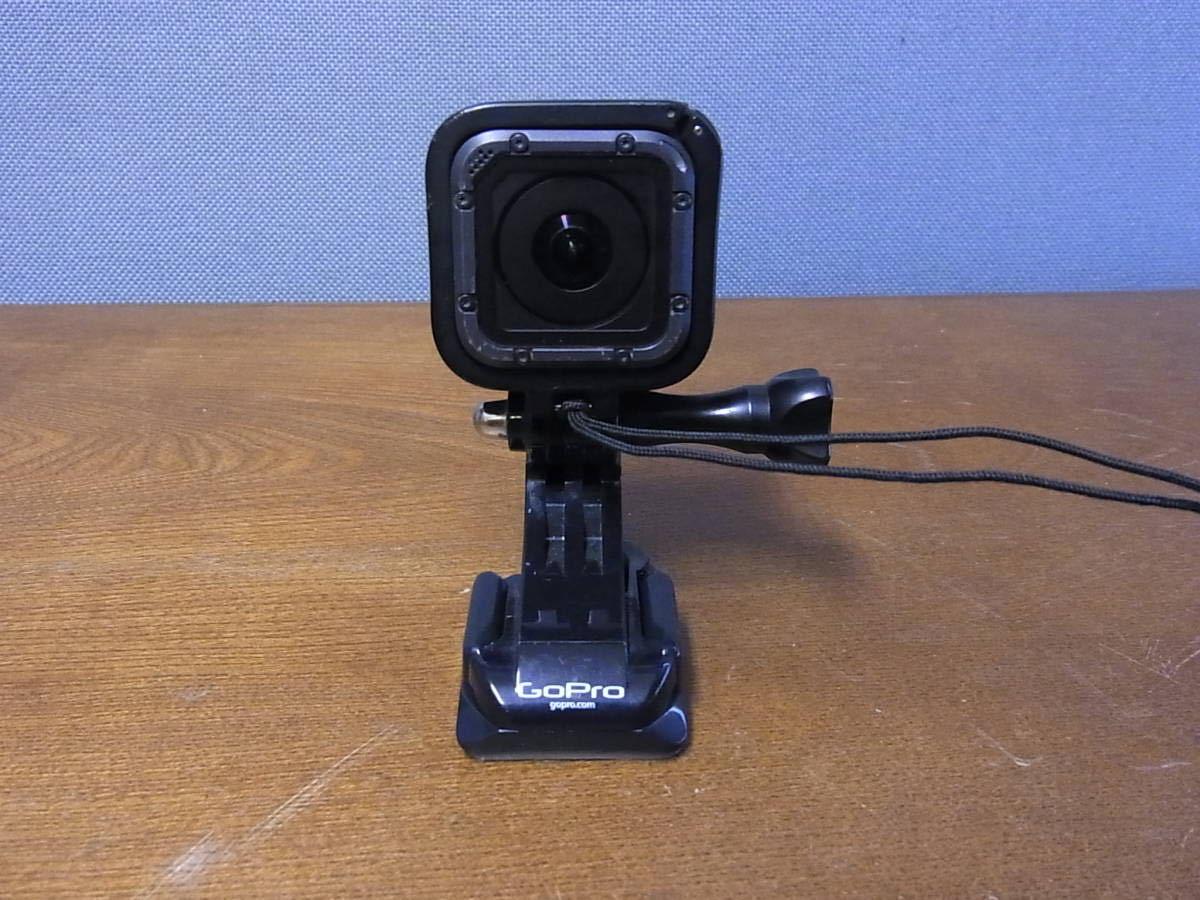 アクションカメラ GoPro HERO5 SESSION 動作確認済み