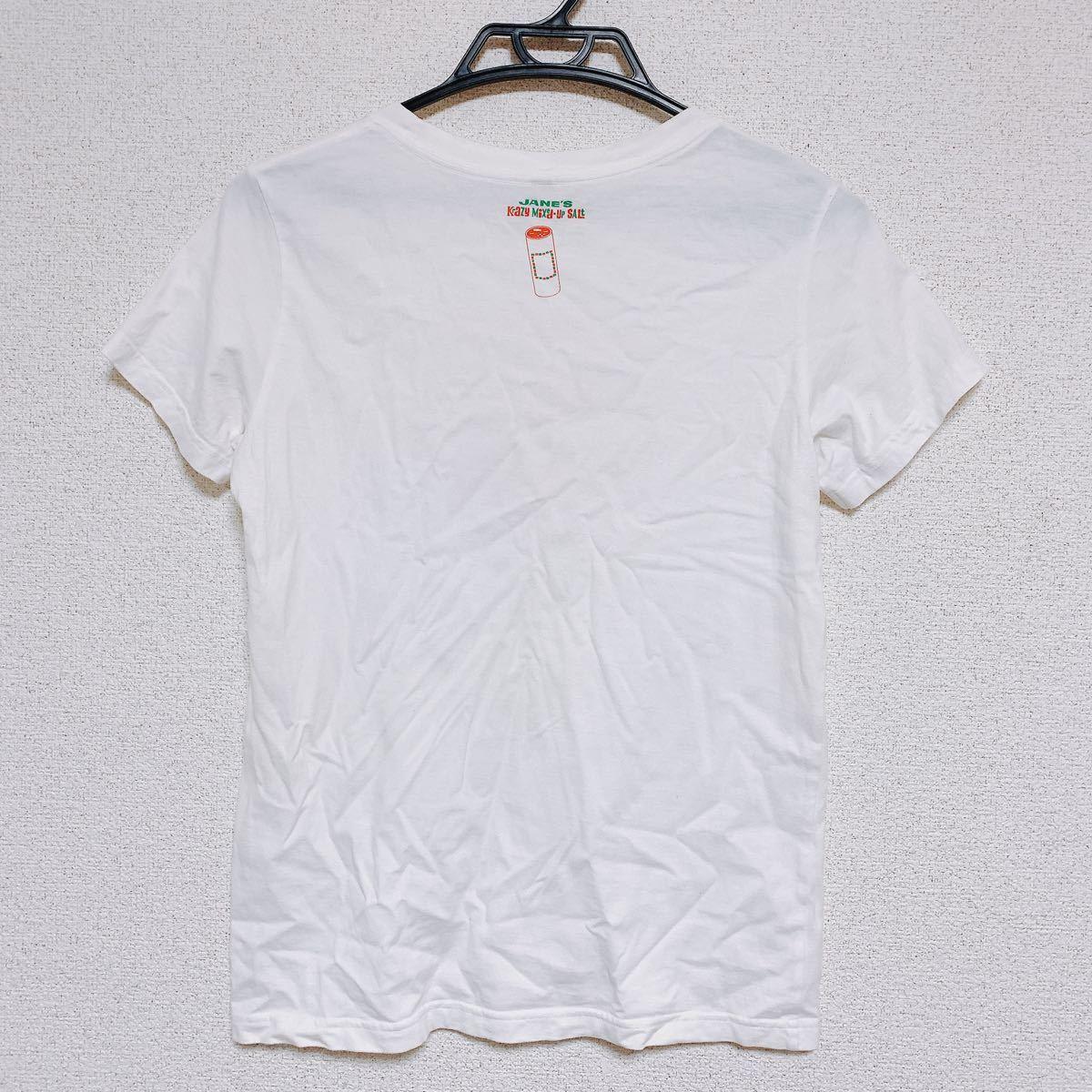 ユニクロ 半袖 Tシャツ カットソー  ホワイト 白