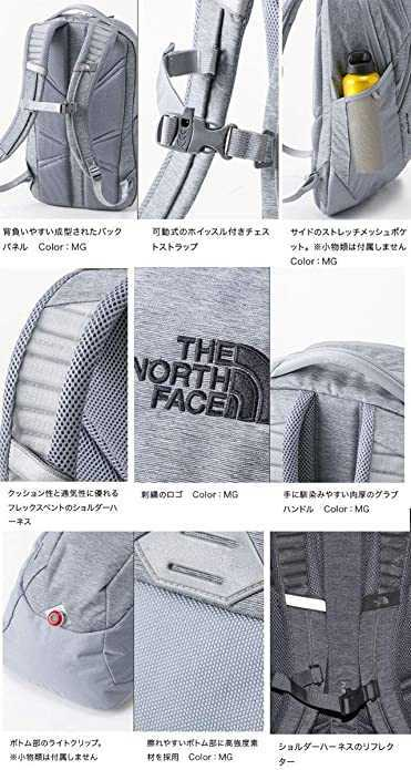 27L NM71853 THE NORTH FACE バックパック リュックサック Pivoter NG ニュートープグリーン 定価12100円 30%OFF