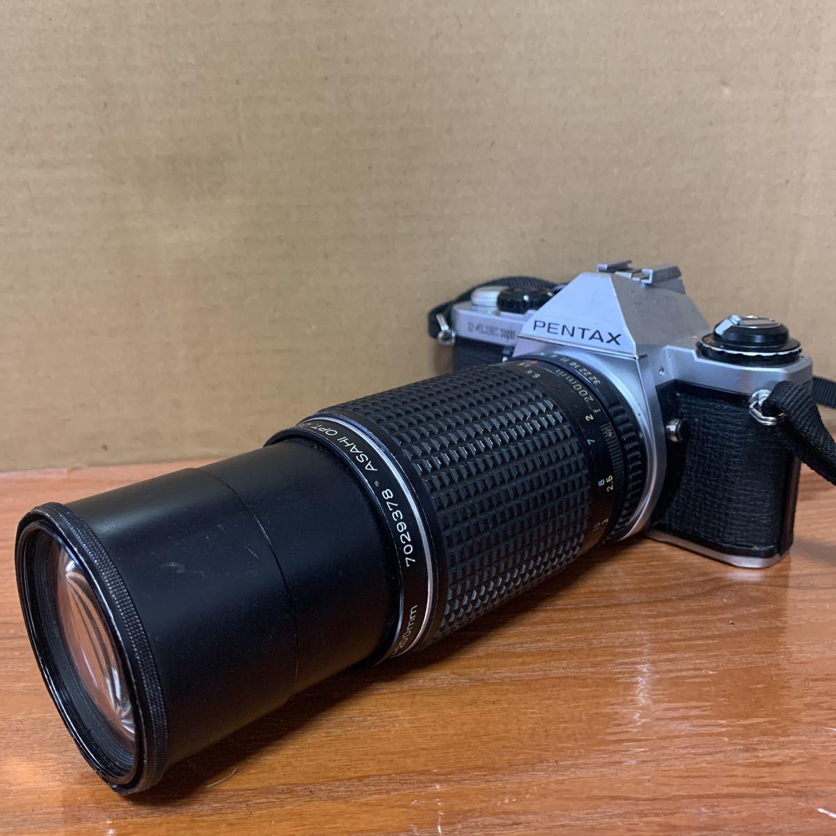 PENTAX ME SUPER ペンタックス 一眼レフカメラ フィルムカメラ 未確認 400_画像3