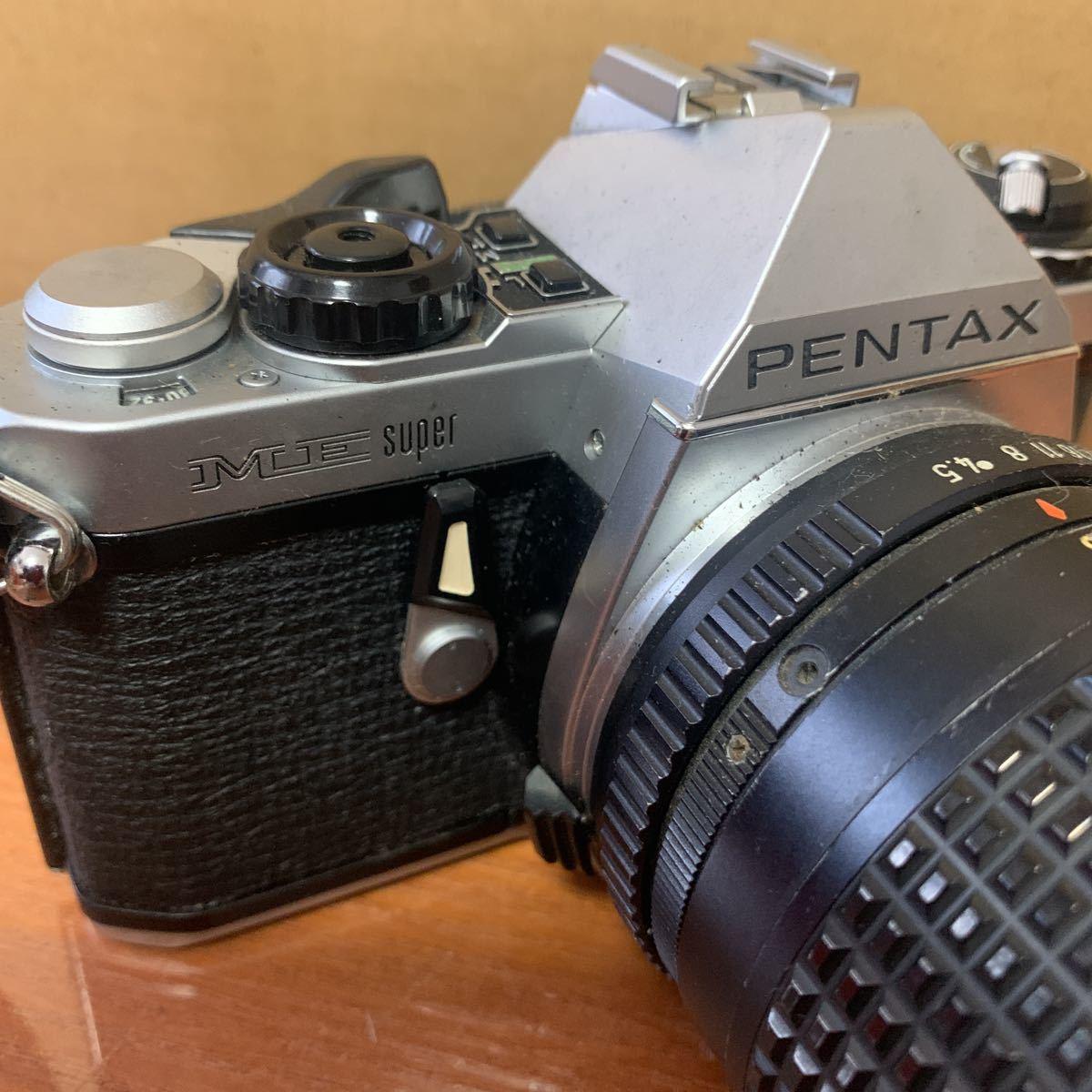 PENTAX ME SUPER ペンタックス 一眼レフカメラ フィルムカメラ 未確認 400_画像2