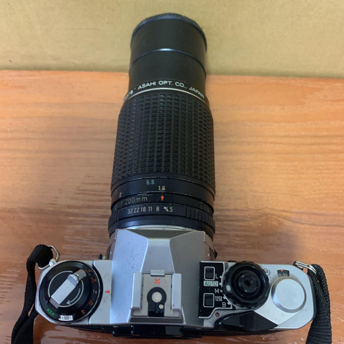 PENTAX ME SUPER ペンタックス 一眼レフカメラ フィルムカメラ 未確認 400_画像6