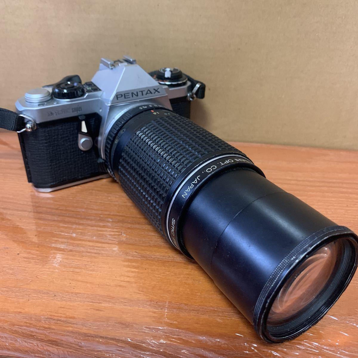 PENTAX ME SUPER ペンタックス 一眼レフカメラ フィルムカメラ 未確認 400_画像1