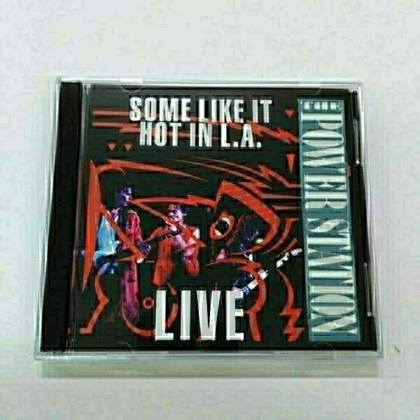 POWER STATION ◆ パワー・ステーション - SOME LIKE IT HOT IN L.A. 1985 2CD_画像1