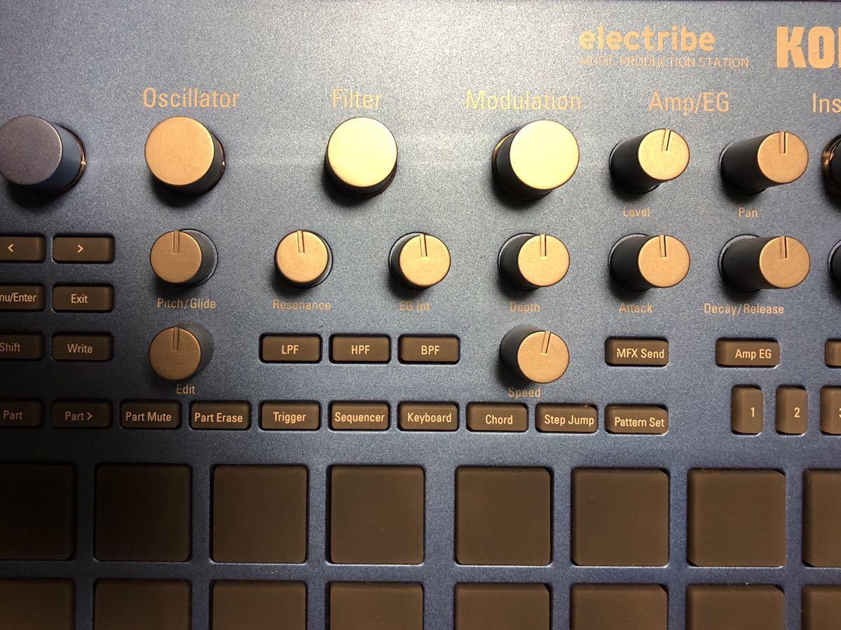 KORG ELECTRIBE2 リズムマシン ドラムマシン エレクトライブ コルグ_画像7