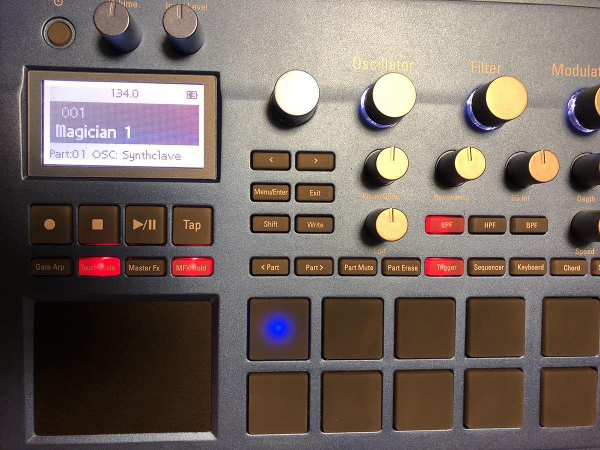 KORG ELECTRIBE2 リズムマシン ドラムマシン エレクトライブ コルグ_画像3