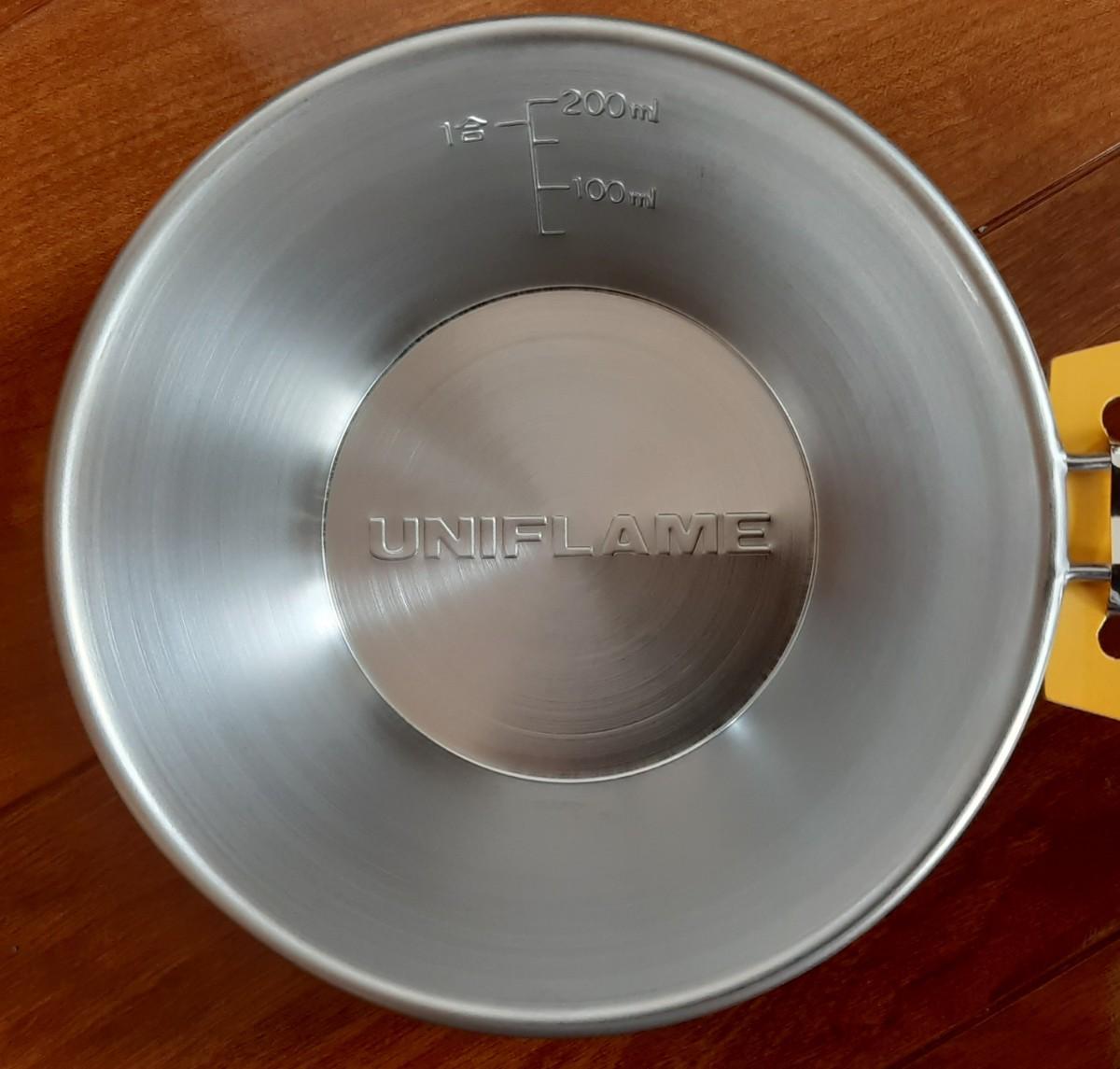 ユニフレーム シエラカップ SUS300