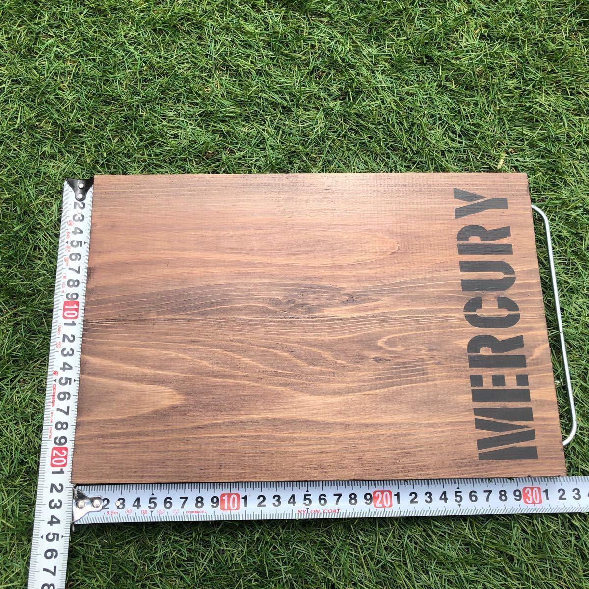 三脚用杉板テーブル(天板のみ)