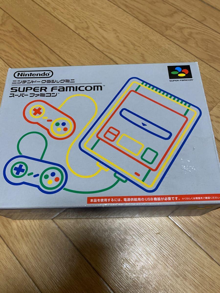 ニンテンドークラシックミニ スーパーファミコン  任天堂 Nintendo
