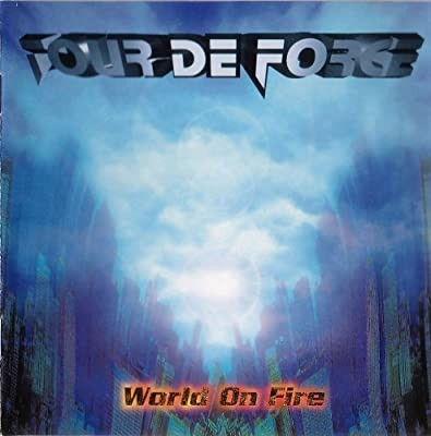 【CD】Tour de Force / World On Fire