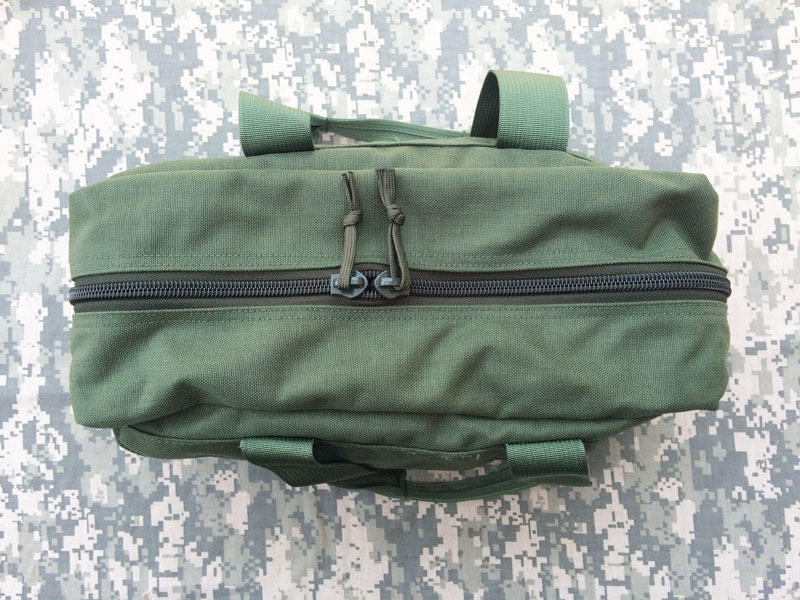 米軍実物 LBT-2662GK SMAW MOD2 ツールバッグ OD     (seals devgru delta usaf 9e12_画像5