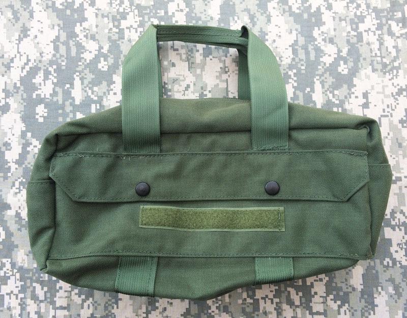 米軍実物 LBT-2662GK SMAW MOD2 ツールバッグ OD     (seals devgru delta usaf 9e12_画像3