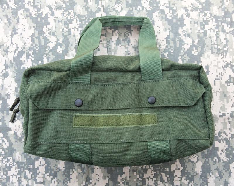 米軍実物 LBT-2662GK SMAW MOD2 ツールバッグ OD     (seals devgru delta usaf 9e12_画像1