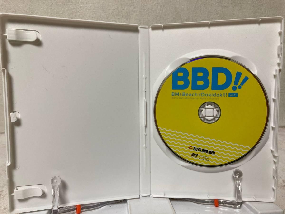 品名 DVD「BBD!! BMとBeachでDokidoki!! vol.1 BOYS AND MEN/ボイメン」 why-m 【タグ:音楽、邦楽】_画像4