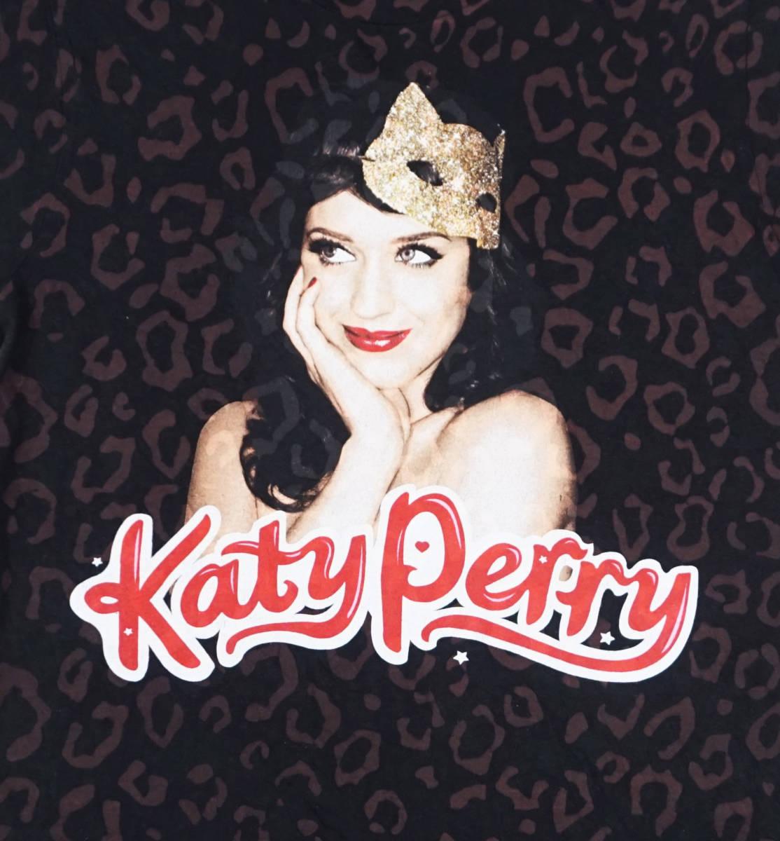 激レア! 2009年 KATY PERRY 『THE HELLO KATY』 ツアー Tシャツ LADY GAGA SIA MADONNA LANA DEL REY BRITNEY SPEARS CARDI B NICKI MINAJ_画像4