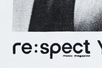 激レア! 00's PET SHOP BOYS 『re:spect music magazine』 Tシャツ NEW ORDER JOY DIVISION SMITHS DEPECHE MODE BJORK UNDERWORLD_画像3