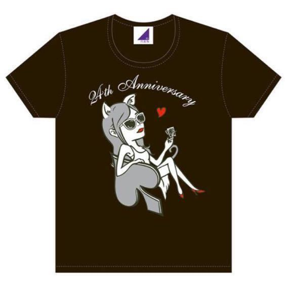 乃木坂46 白石麻衣 生誕Tシャツ 2016 サイズM ポストカード付き / タオル 推しメンタオル 幸せの保護色 卒業 卒業コンサート