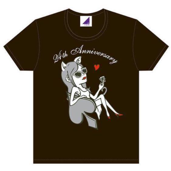 乃木坂46 白石麻衣 生誕Tシャツ 2016 サイズS ポストカード付き / タオル 推しメンタオル 幸せの保護色 卒業 卒業コンサート