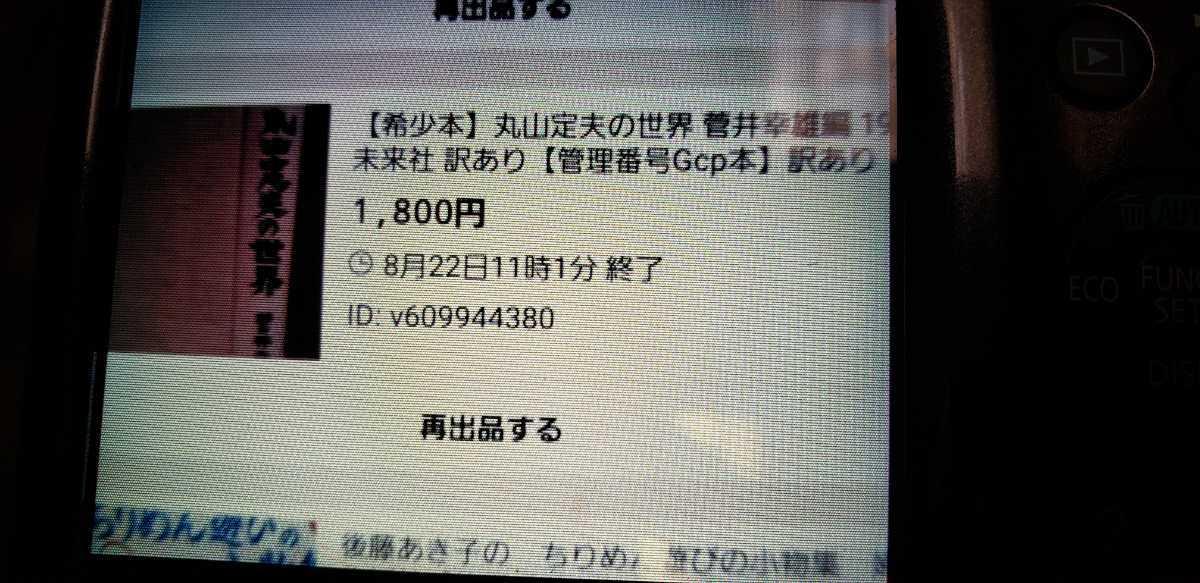 丸山定夫の世界 菅井幸雄 未来社【管理番号cp本0828】訳あり_画像2