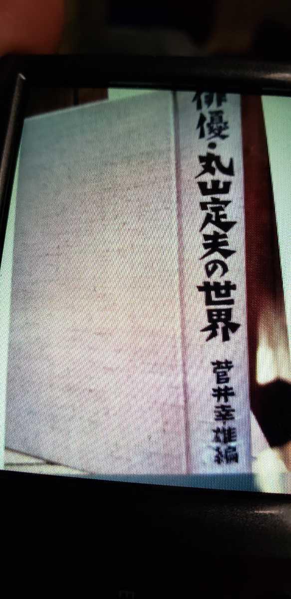 丸山定夫の世界 菅井幸雄 未来社【管理番号cp本0828】訳あり_画像1