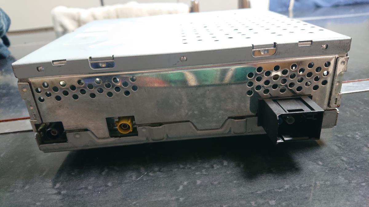 【動作確認済】メルセデスベンツ カーナビユニット SLK280 R171 A 211 870 26 89_画像2
