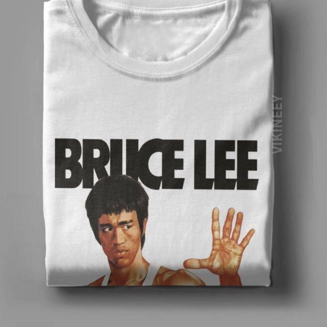 BRUCE LEE Tシャツ THE WAY OF THE DRAGON ブルースリー Tee ドラゴンへの道 李小龍_画像5
