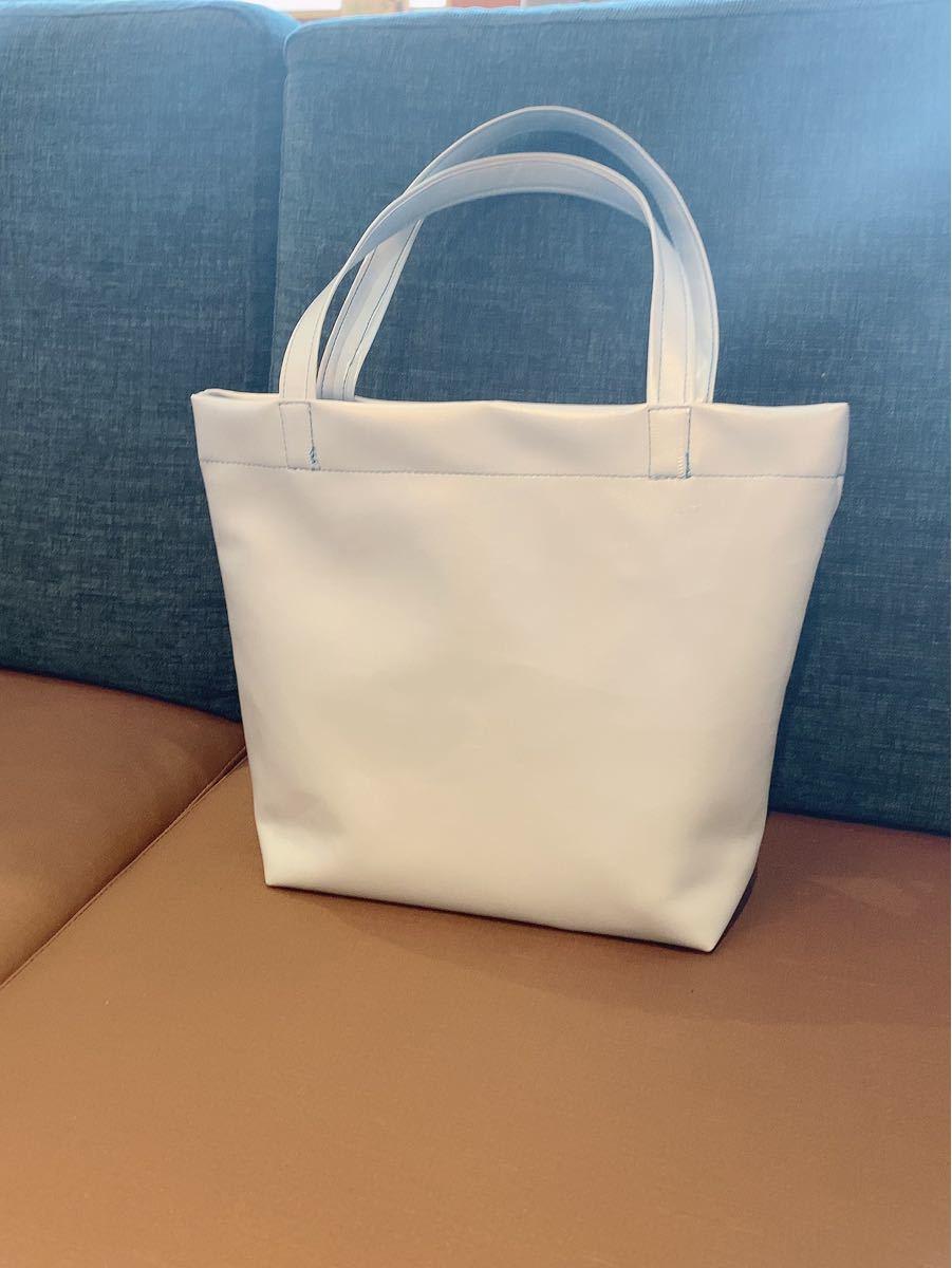 トートバッグ ハンドメイドバッグ 合成皮革 軽量