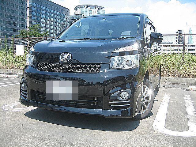 売切★H23年式後期型4WD 7人乗りZS 車検長い(R4/2迄)社外HDDナビ・地デジTV・Pスラ・Bカメ