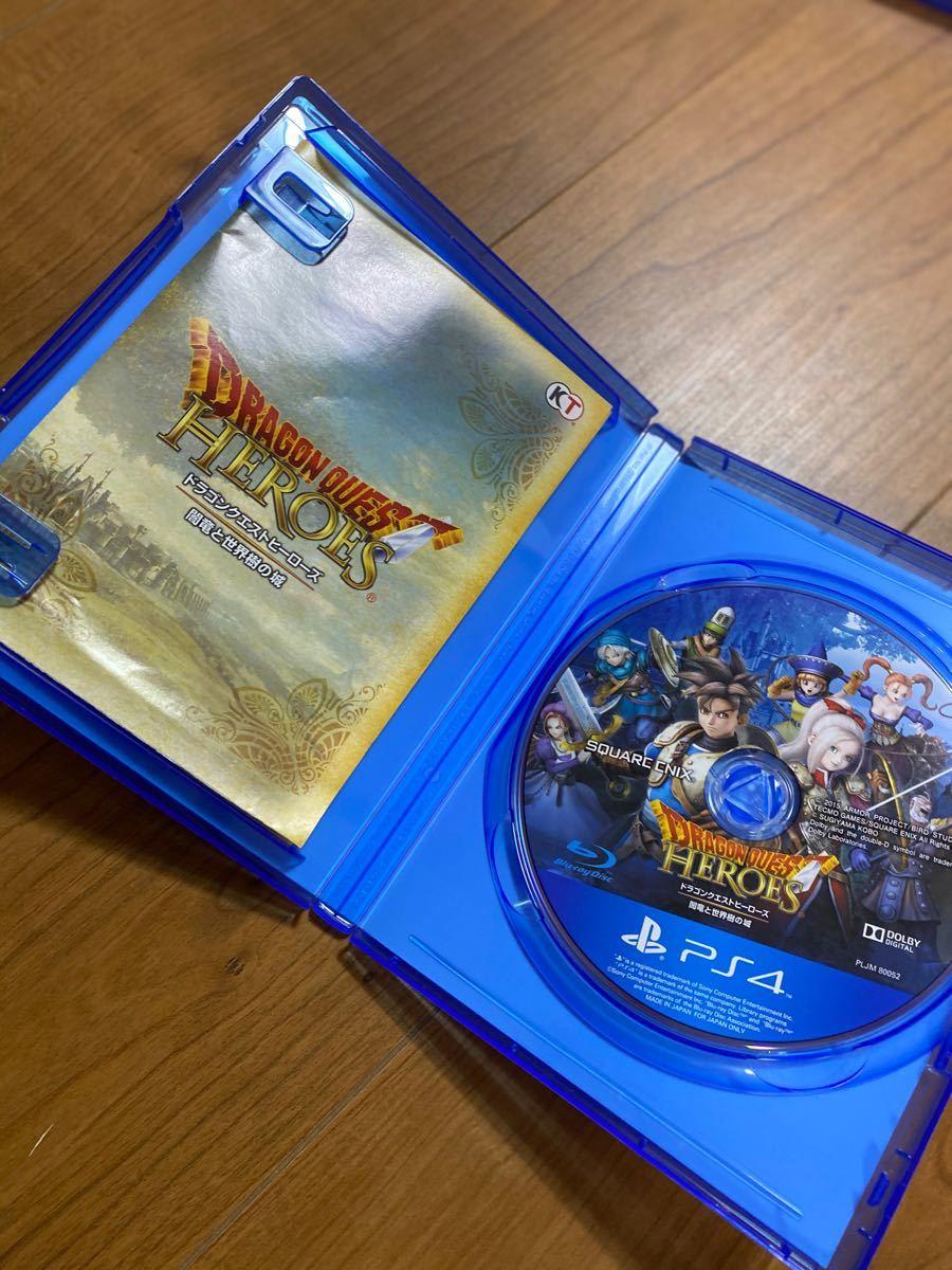 PS4 ドラゴンクエストヒーローズ闇竜と世界樹の城 ドラゴンクエストヒーローズ