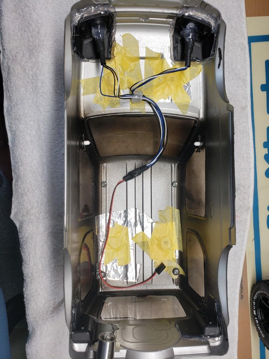 タミヤ MF-01X 1/10 SUZUKI ジムニー JB23
