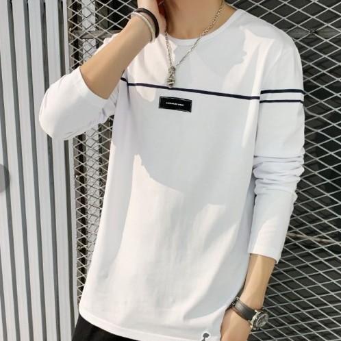 メンズ カットソー ロンT 長袖 Tシャツ